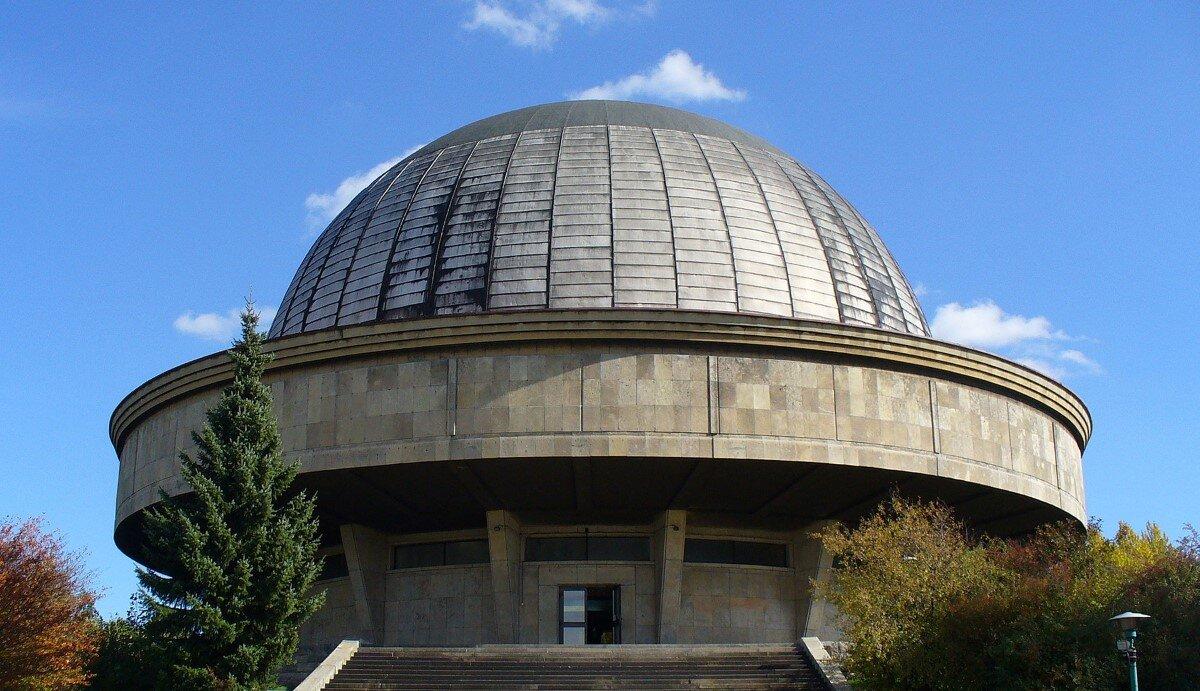 Planetarium WPKiW 1200