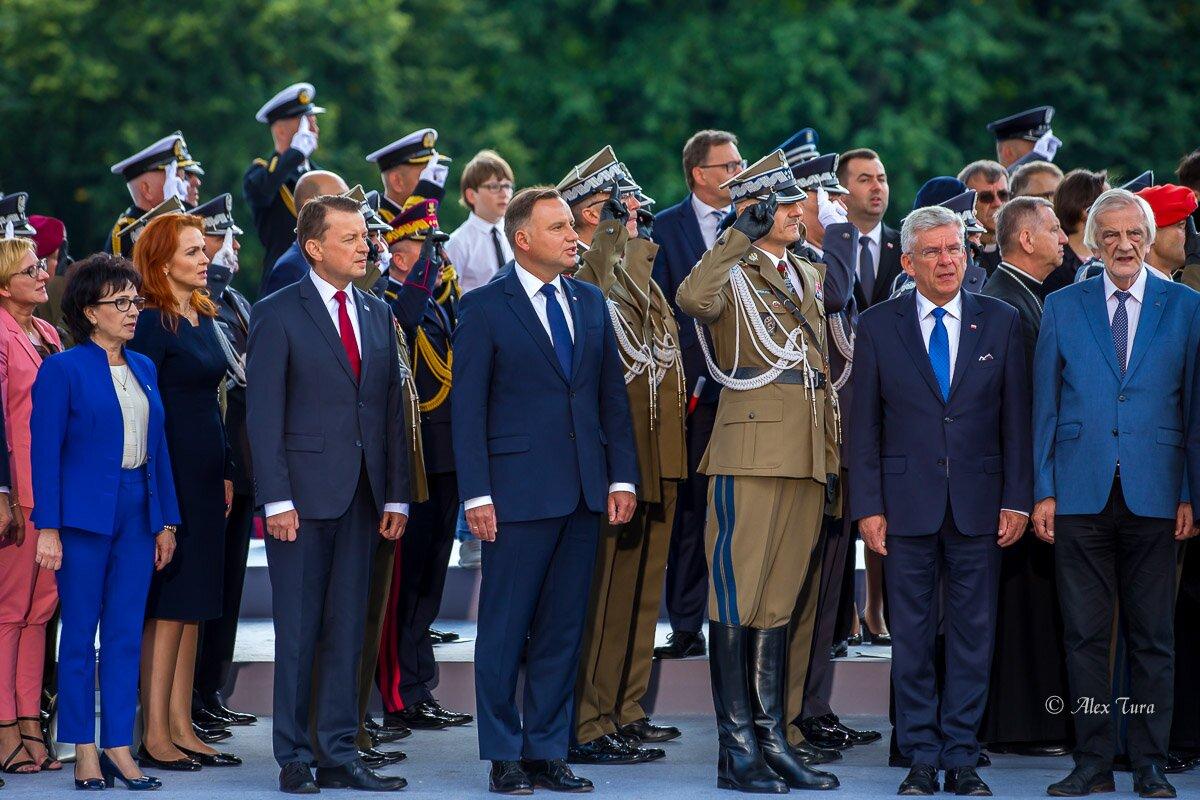 Defilada w Katowicach - Wielka fotorelacja