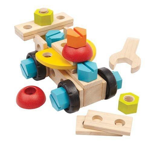 drewniane zabawkia