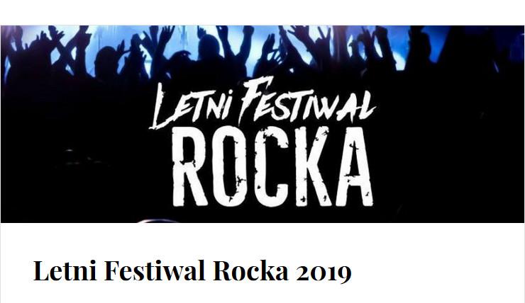 letni festiwalrocka 2019
