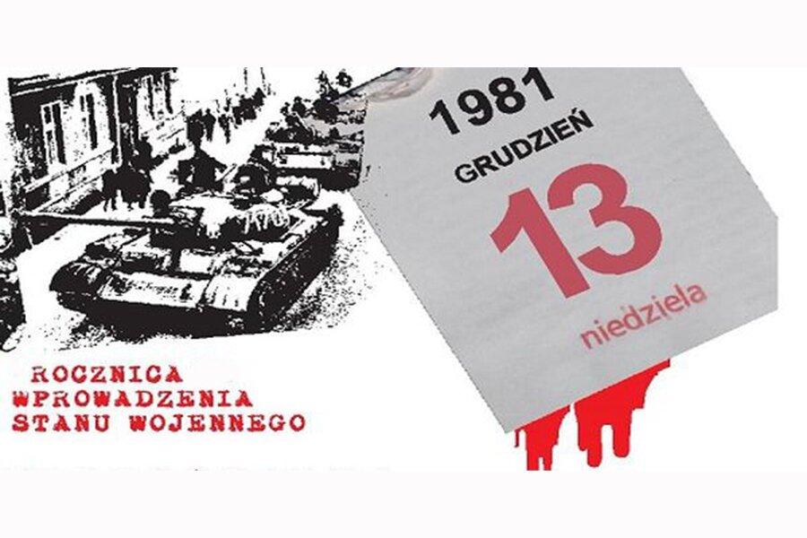 Rocznica Stanu Wojennego - Ku pamięci