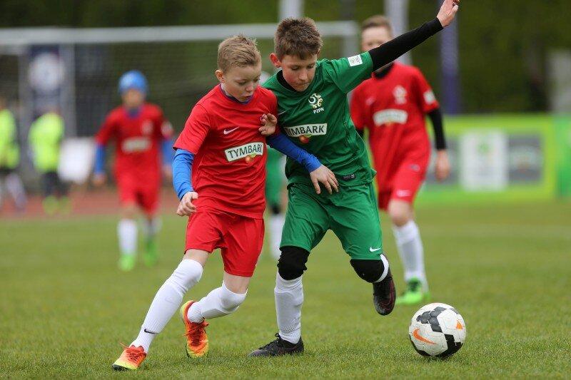 Zacznij piłkarską przygodę jak reprezentanci. Udział w tym Turnieju to pierwszy krok do świata wielkiej piłki
