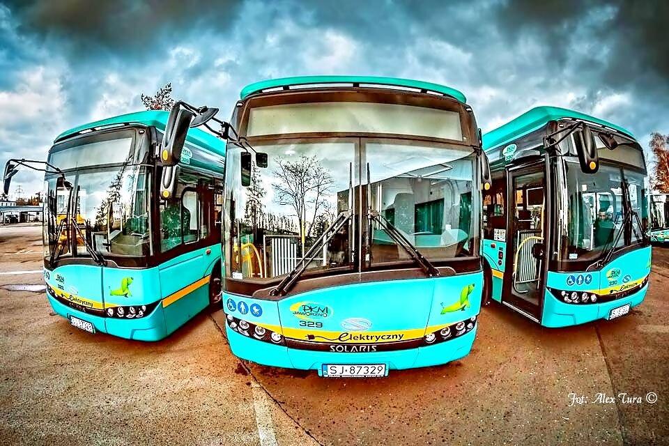 Elektryfikacja transportu to w Jaworznie priorytet