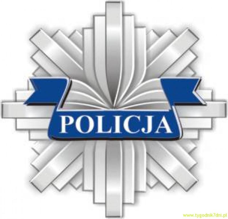 Zdarzenia minionego tygodnia - raport policji
