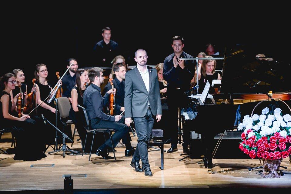 Koncert Archetti na zakończenie obchodów Święta Narodowego