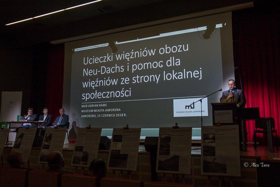 Obóz Dwóch Totalitaryzmów - Konferencja naukowa w Jaworznie
