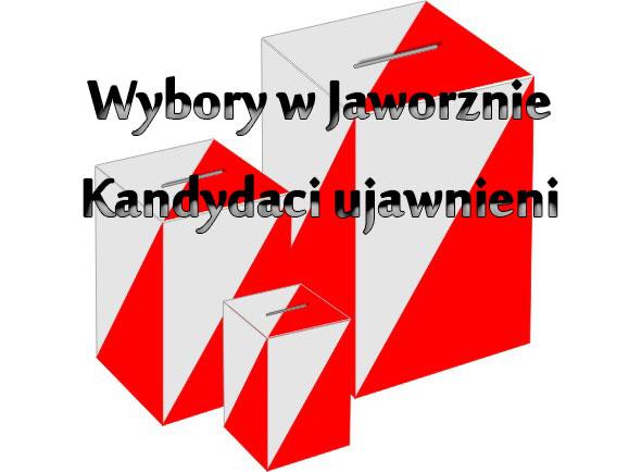 Wybory samorządowe w Jaworznie. Partie ujawniają kandydatów