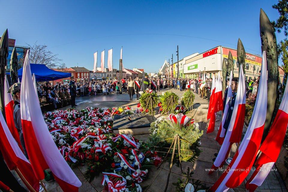 100 lat Niepodległej Ojczyzny - obchody w Jaworznie