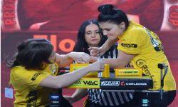 Natalia Żak z Jaworzna na podium XII Puchar Świata Zawodowców w Armwrestlingu