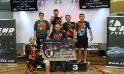 9 medali Sparty Jaworzno na Otwartym Pucharze Śląska Ju Jitsu GI/NO GI